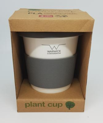 Reusable Mug Made From Plants