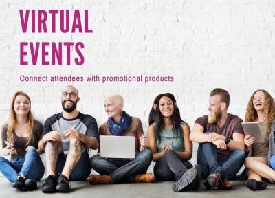 HOW TO COMPLIMENT VIRTUAL EVENTS WITH PROMOTIONAL PRODUCTS