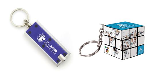 Promotional Keyrings: Not just for holding keys