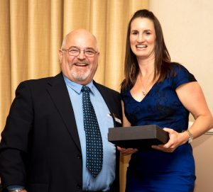 Award Hambleside Suzi Munday Peter King